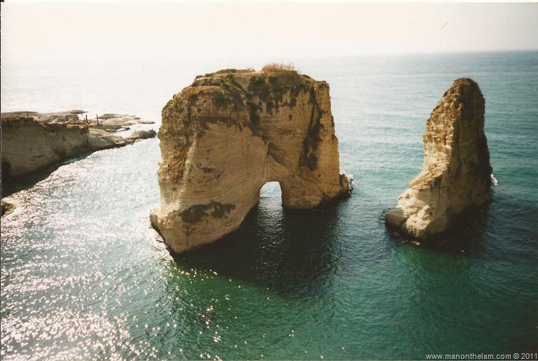 Pigeon-Rocks-Beirut-Lebanon